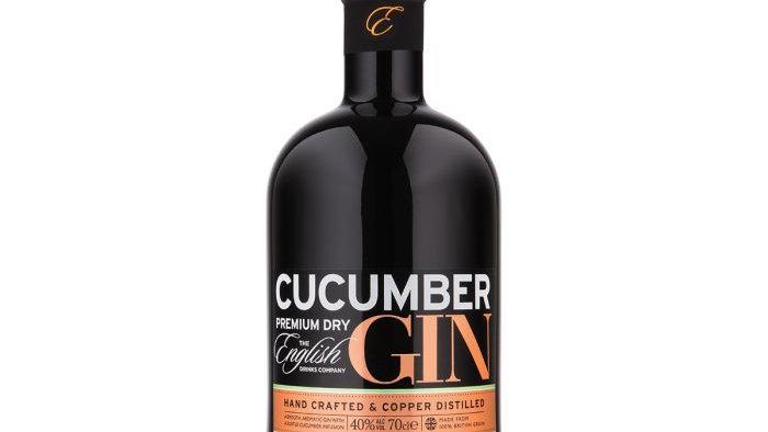 English Drinks Cucumber Gin 70cl