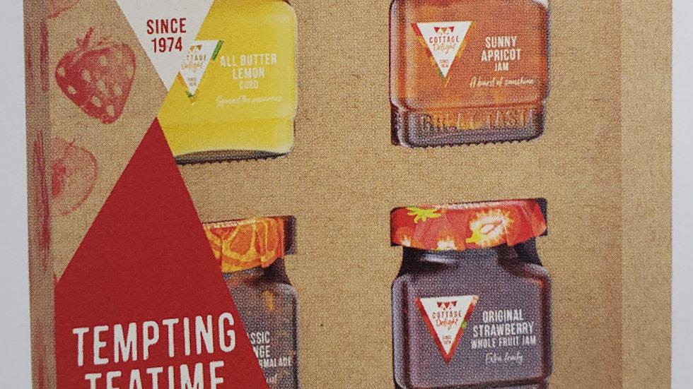 Cottage Delight Tempting Teatime Delights Gift Pack