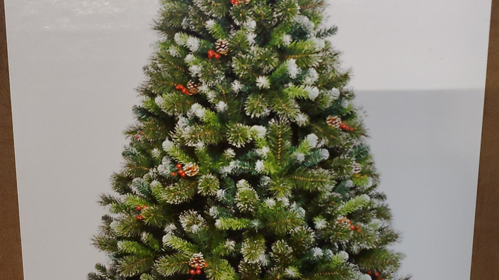 Noma 6ft Killarney artificial Christmas Tree