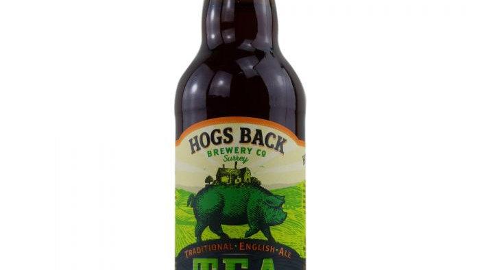 Hogs Back Brewery TEA Bottle 4.2% ABV 500ml