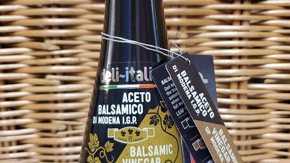Deli Italia Organic Balsamic Vinegar of Modena 250ml