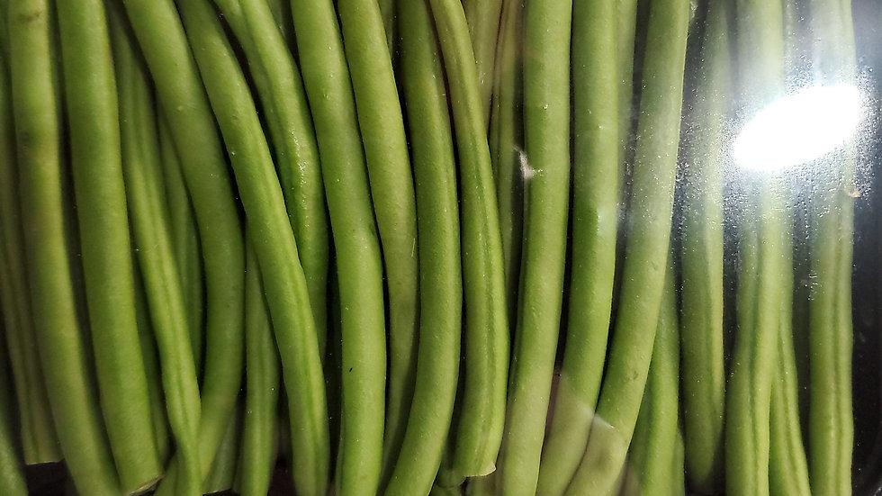 Fresh Fine Beans Pack
