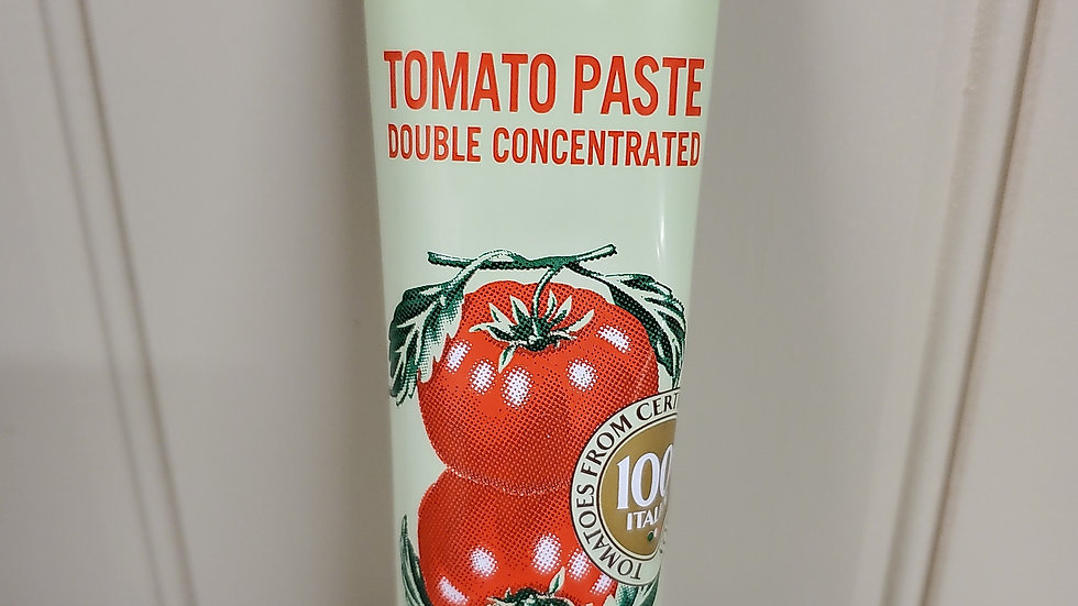 Mutti Tomato Paste Double Concentrate 130g