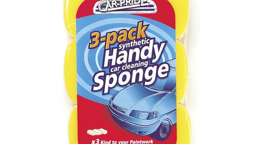 151 Handy Car Sponges (3 Pack)