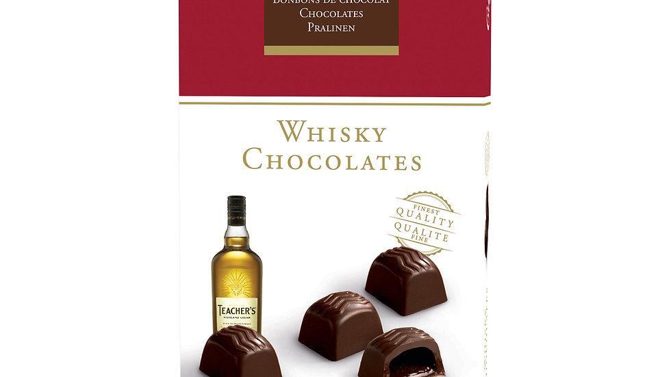 Cupido Belgium Chocolate Whisky Chocolates 150g