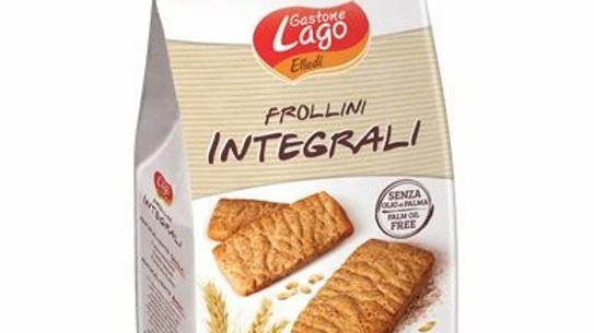 Lago Frollini Italian Wholewheat Cookies 350g