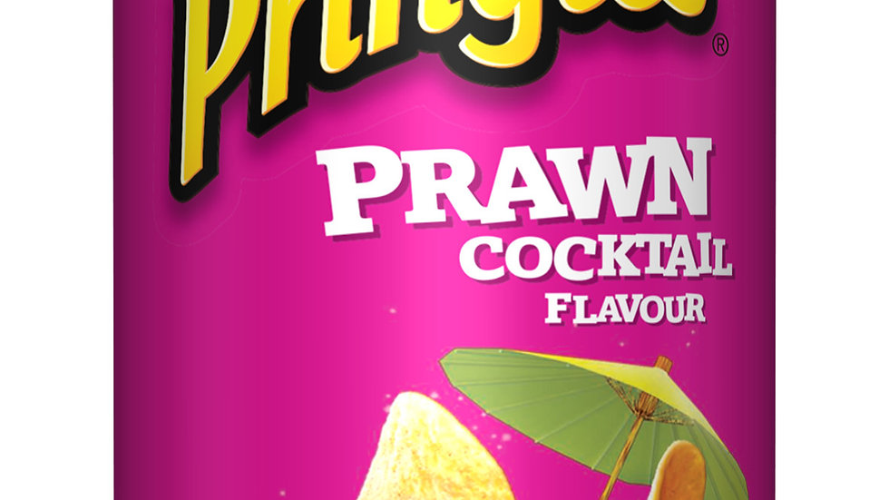 Pringles Prawn Cocktail 200g PM£2.49
