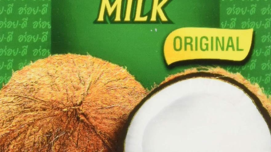 Aroy-D Coconut Milk (Tetra) 250ml