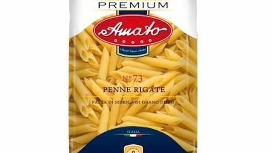 Amato Premium Pasta Penne Rigate No73 500g