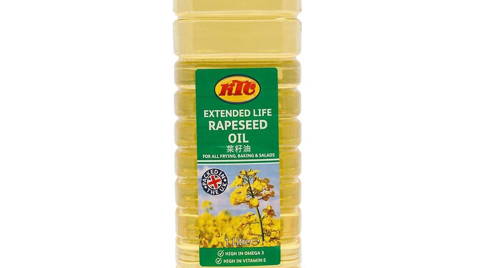 KTC Rapeseed Oil 1lt