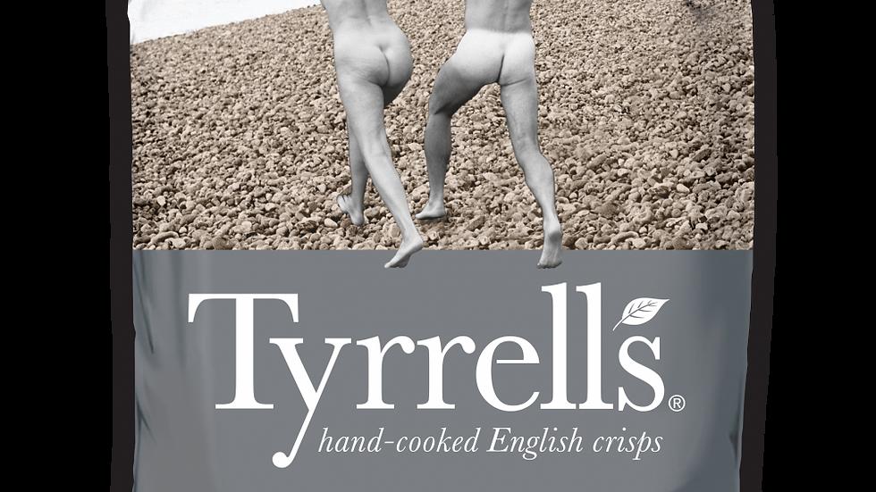 Tyrrells Potato Crisps Naked (unsalted)150g