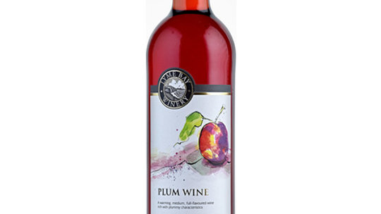 Lyme Bay Winery Plum Wine 11% vol 75cl