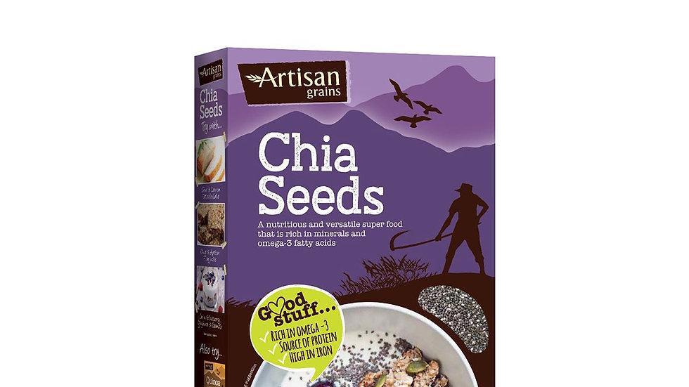 Artisan Grains Chia Seeds 125g