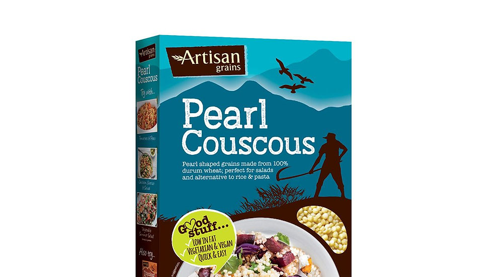 Artisan Pearl Cous Cous 250g