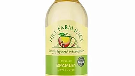 Hill Farm Bramley Apple Juice 75cl