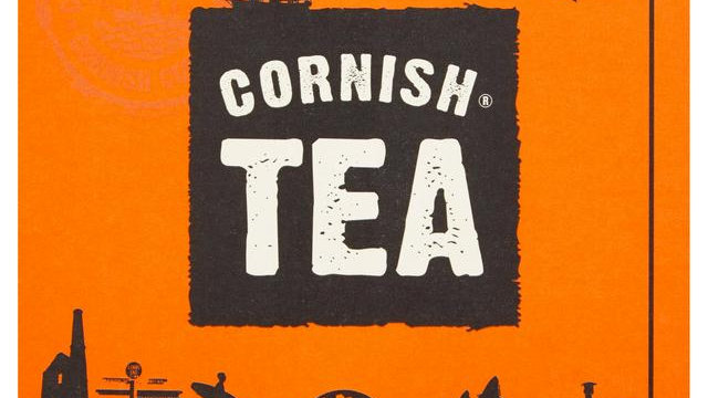 Cornish Tea Company Smugglers Tea 80s