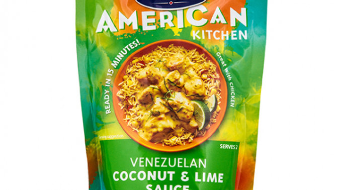 Santa Maria Venezuelan Coconut & Lime Sauce