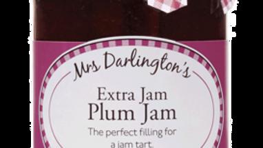 Mrs Darlingtons Extra Plum Jam 340g