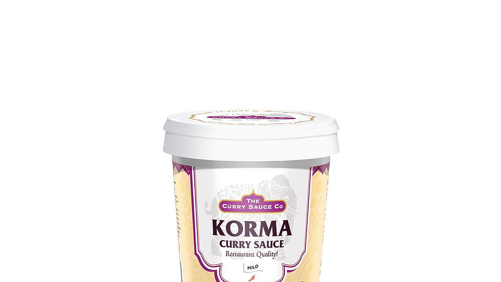 Curry Sauce Co. Korma 475g