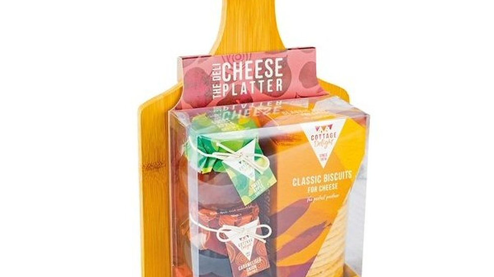 Cottage Delight The Deli Cheese Platter Gift Pack