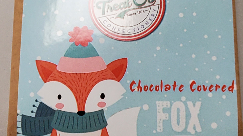 Treat Co Chocolate Covered Fox Poo 100g