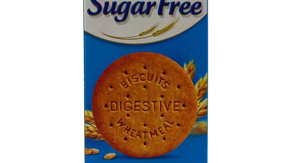 Gullon Sugar Free Digestive Biscuits 245g