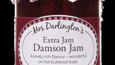 Mrs Darlingtons Extra Damson Jam 340g