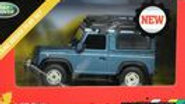 Tomy Britains Land Rover Play Set 1:32 scale