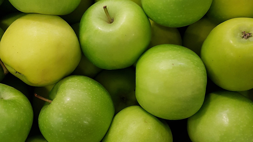 Fresh Granny Smith Apples (Loose Guide) 500g