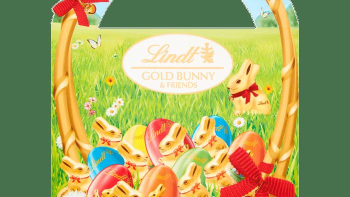 Lindt Gold Bunny Hunt Pack 160g