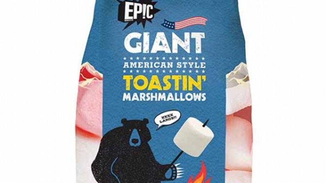 Epic Giant Toastin Marshmallows 600g