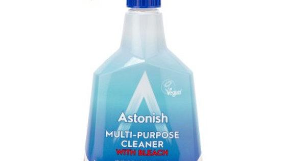 Astonish Multipurpose Cleaner Spray with Bleach 750ml