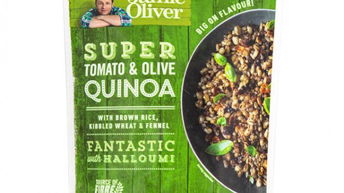 Jamie Oliver Tomato & Olive Quinoa 250g