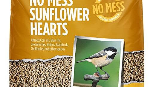 Gardman Sunflower Hearts 12.75kg