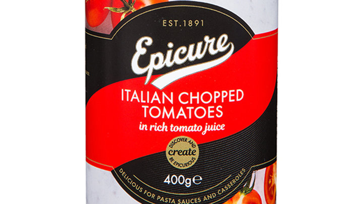 Epicure Chopped Tomatoes 400g