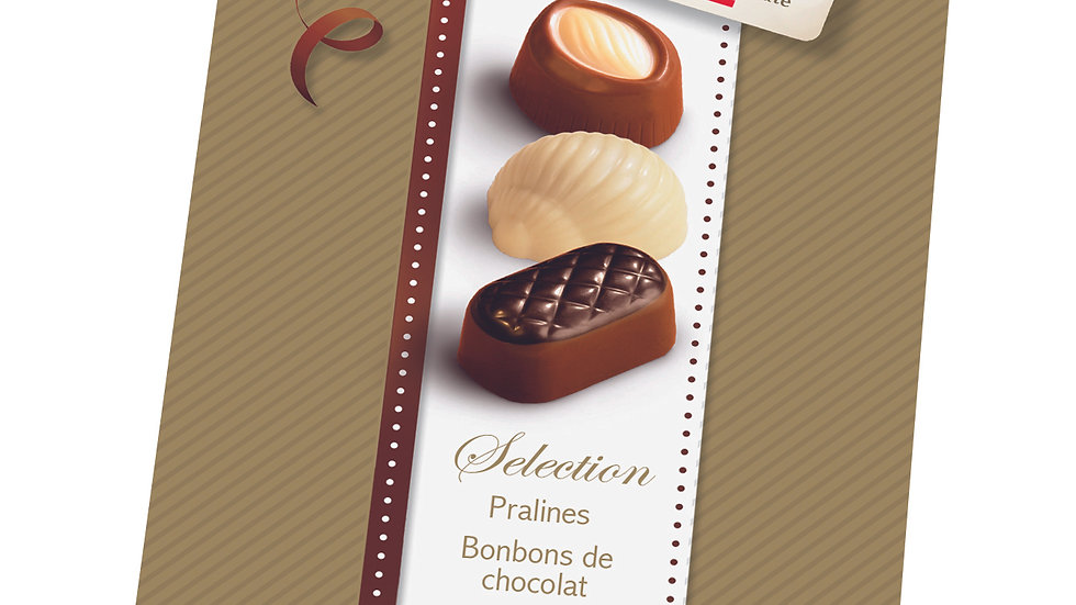 Hamlet Praline Belgium Chocolate Assortment 125g