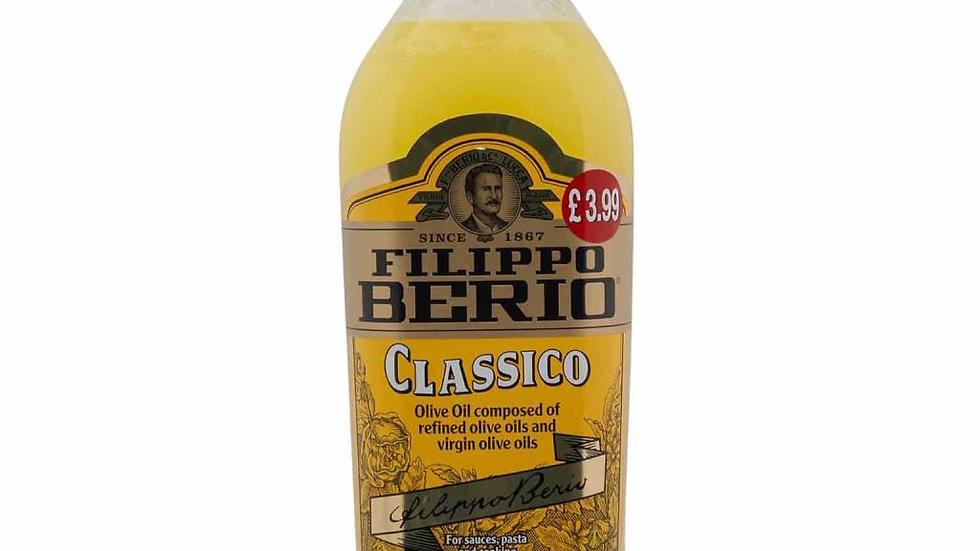 Filippo Berio Classico Olive Oil 500ml