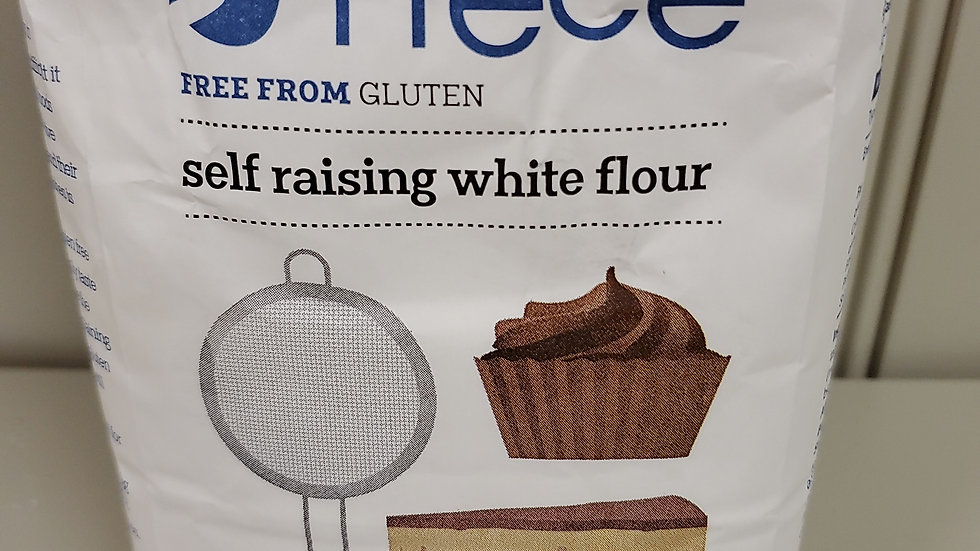Doves free Gluten Free Self Raising Flour 1kg