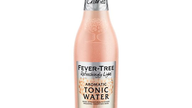 Fever Tree Light Aromatic Tonic Water 500ml