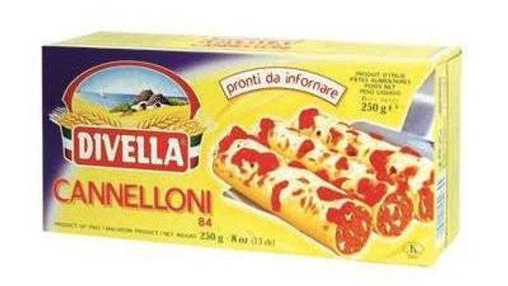 Divella Specialita Oven Ready Cannelloni N84 250g