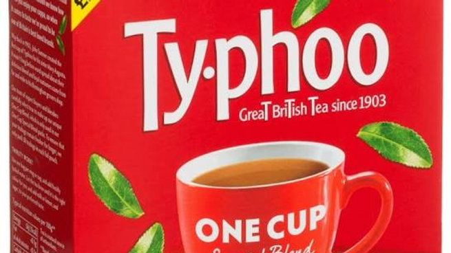 Typhoo Teabags 100s PM£2.19