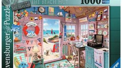 Ravensburger Jigsaw Puzzle 1000 Piece - The Beach Hut My Haven No7