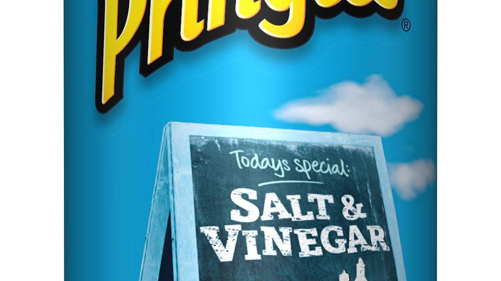Pringles Salt & Vinegar 200g PM£2.49