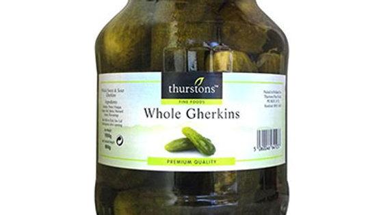 Thurstons Whole Gherkins 1.55kg
