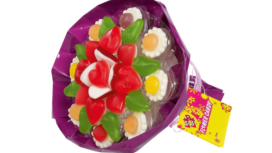 Look-O-Look Flower Candy