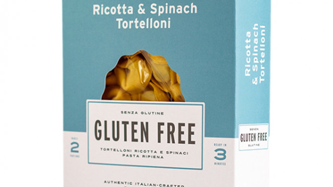 Deli Italia Ricotta & Spinach Tortelloni 250g