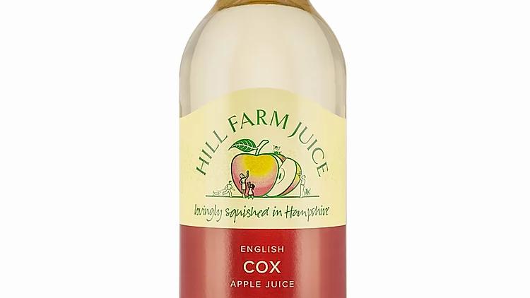 Hill Farm Cox Apple Juice 75cl