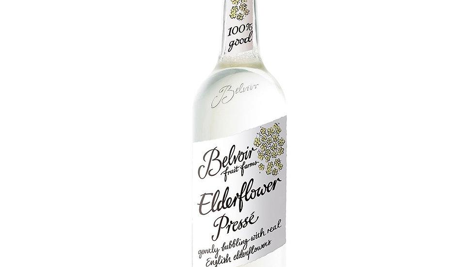Belvoir Elderflower Presse 75cl