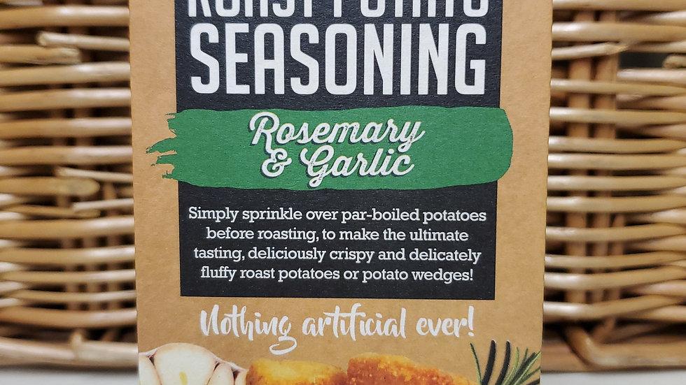 Pureety Roast Potato Seasoning Rosemary & Garlic 40g