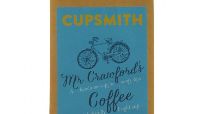 Cupsmith Mr Crawfords Coffee (ground) 227g